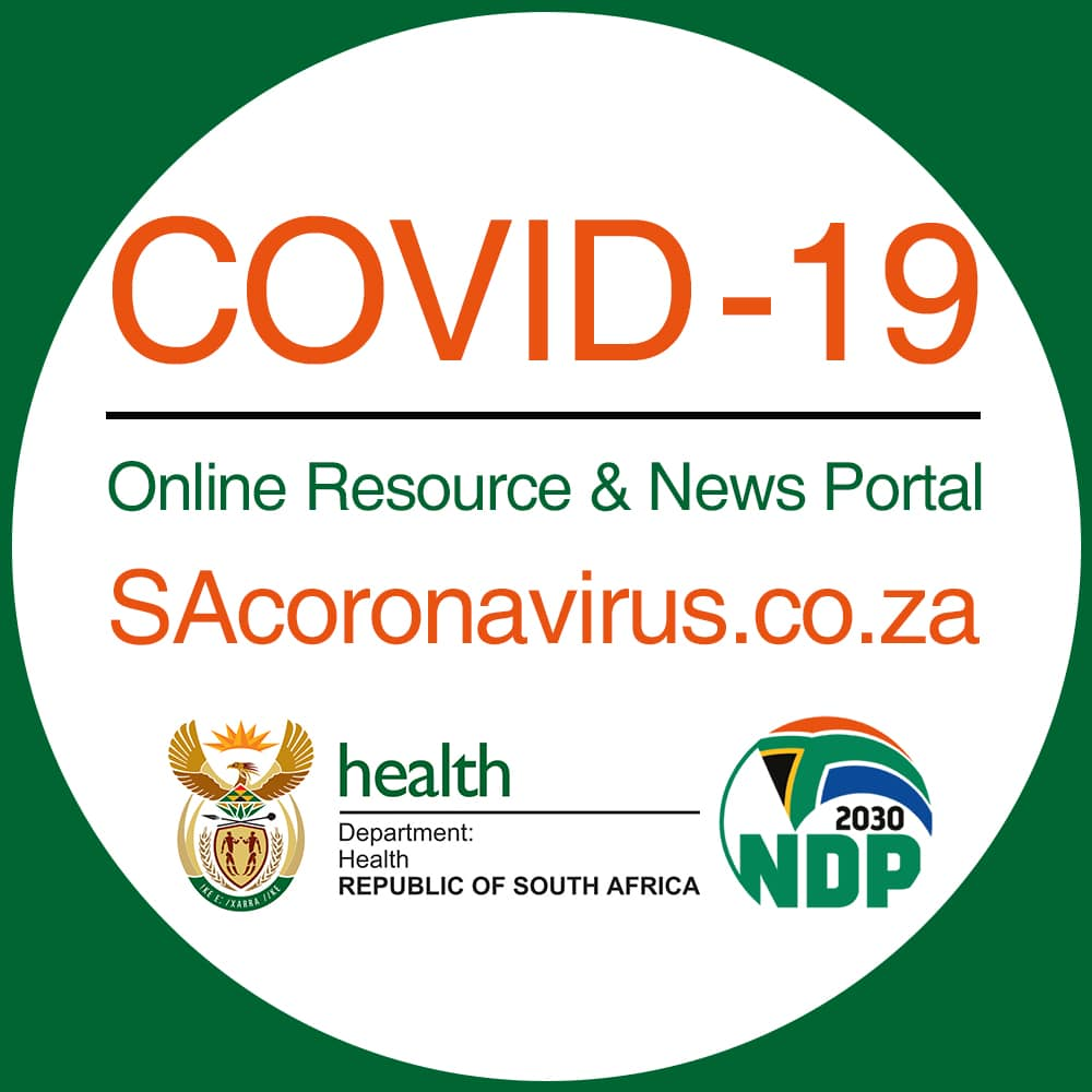 Covid-19 south africa health department official